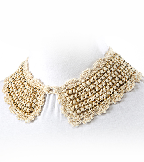 COLLAR CUELLO LACE